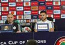 Algérie – Nigéria : Mehdi Abeid et Djamel Belmadi en conférence de presse