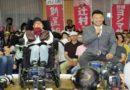 Japon -Sénat : deux personnes lourdement handicapées élues