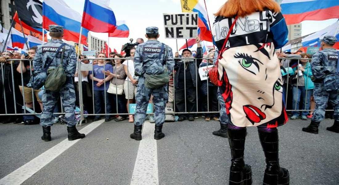 Russie : Le frère d'Alexeï Navalny arrêté à son tour