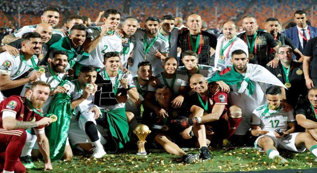 Reportage de Beinsports sur le sacre des verts lors de la CAN 2019