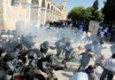 Jérusalem : Des heurts sur l'esplanade des Mosquées Al Aqsa, des dizaines de blessés