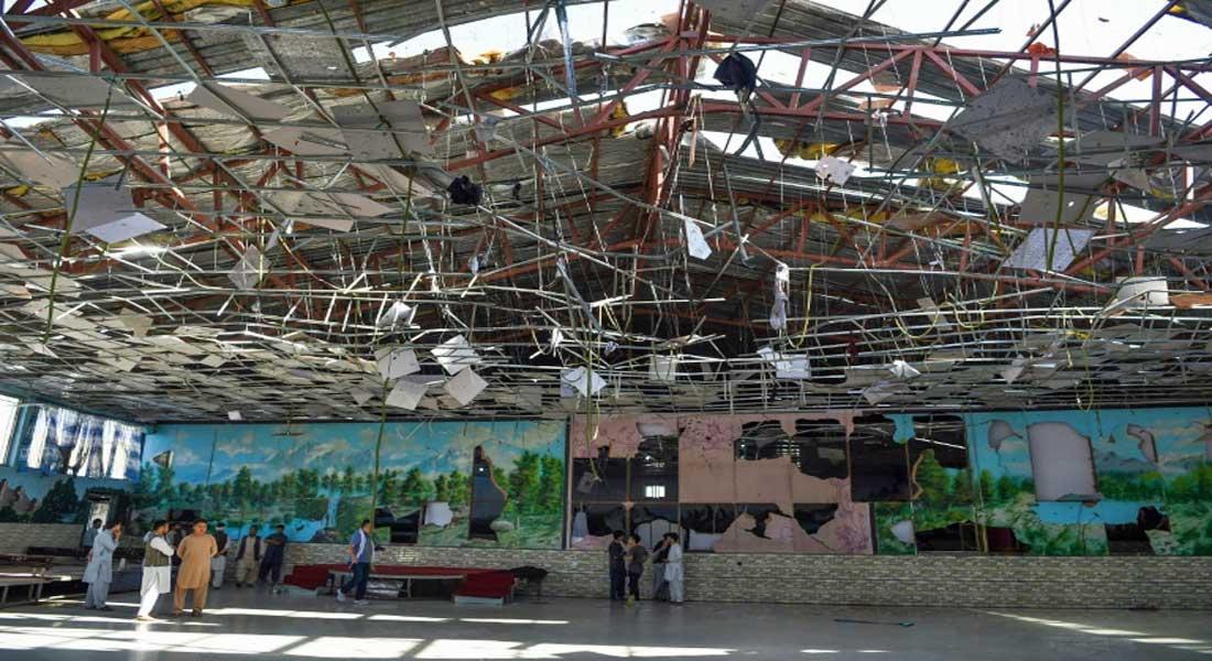 Afghanistan: au moins huit personnes tuées dans des explosions au centre de Kaboul