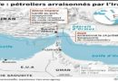 L'Iran saisit un navire étranger, le troisième en un mois