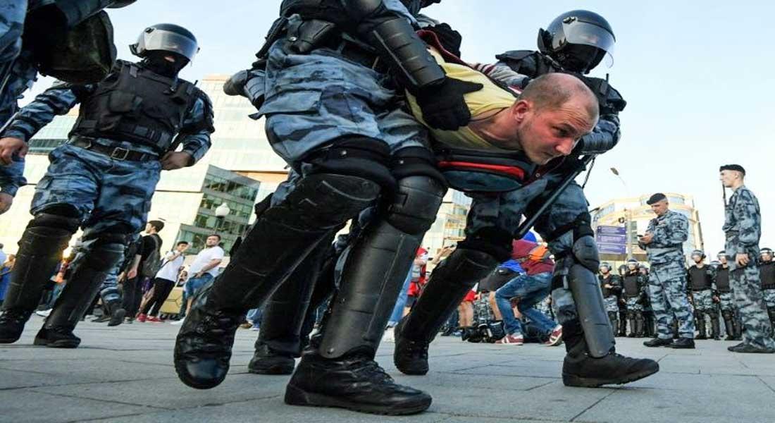 Le G7 réclame la libération des manifestants pro Navalny arrêtés en Russie