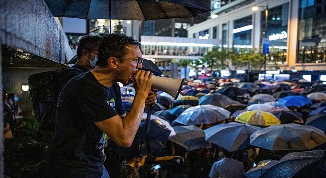 Hong Kong se prépare à des manifestations à la veille du 70e anniversaire de la Chine