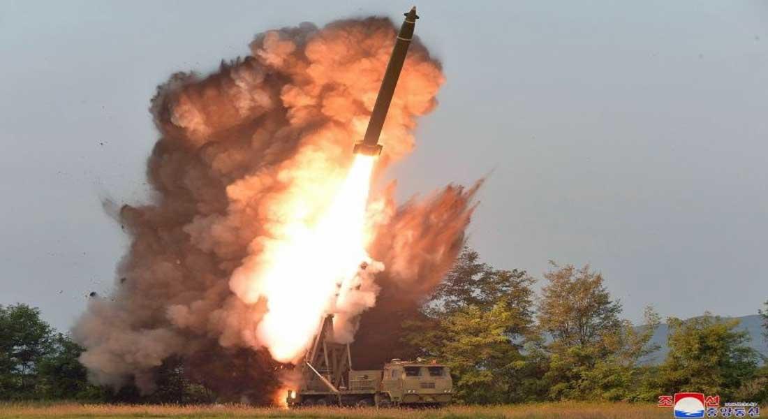 """La Corée du Nord annonce avoir testé un """"lanceur de missiles multiple"""""""