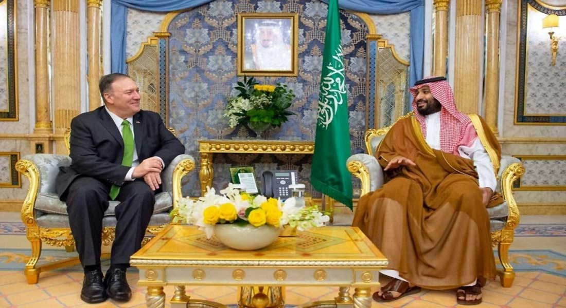 """Attaques en Arabie Saoudite: Pompeo évoque un """"acte de guerre"""" de l'Iran"""