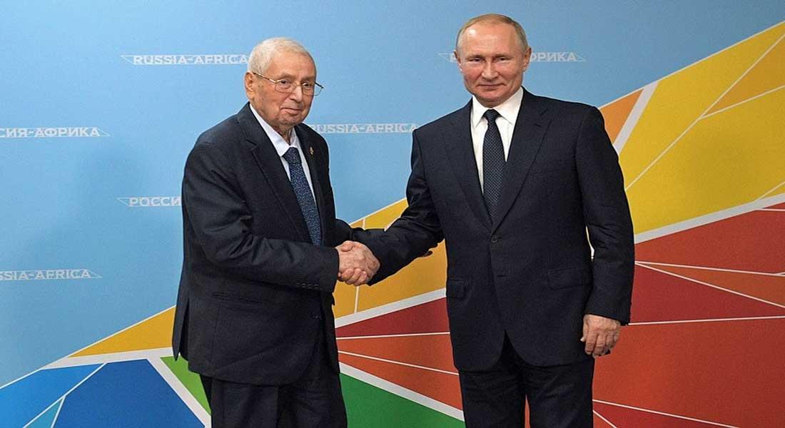 Algérie – Russie : Ce que s'est dit entre le président Poutine et le Chef d'Etat Bensalah