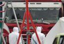 Londres : 39 Chinois découverts morts dans un camion frigorifique