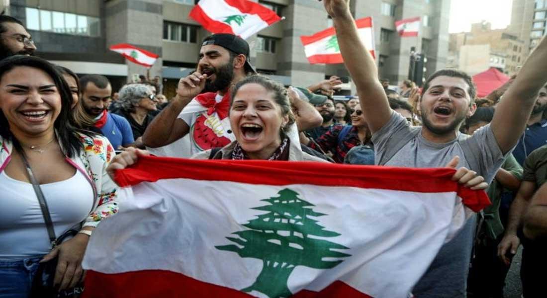 Manifestation au Liban: des milliers de lycéens et d'étudiants dans la rue