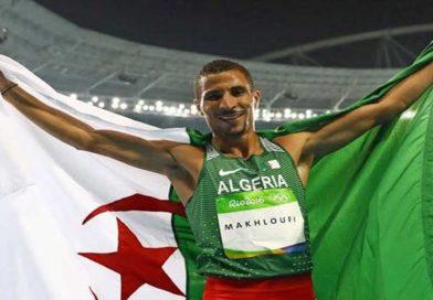 Mondial Athlétisme Doha : Taoufik Makhloufi remporte la médaille d'argent au 1500 m