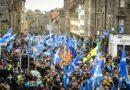 Ecosee : Des milliers de manifestants à Edimbourg pour demander l'indépendance