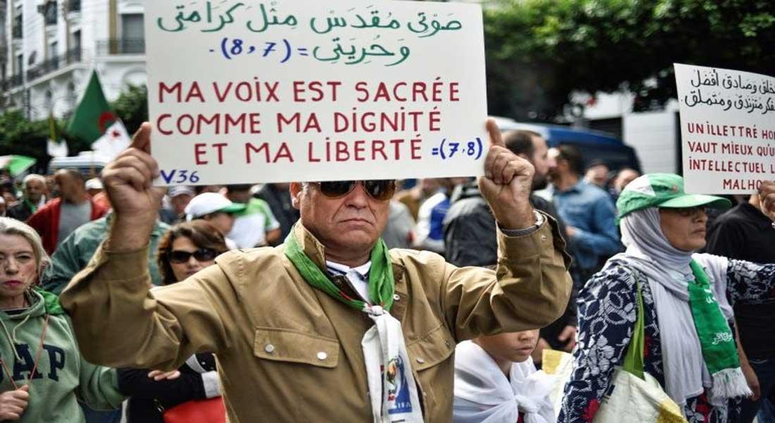 """Algérie: """"Froissés"""" par les propos de Bensalah, les Algériens continuent à manifester"""