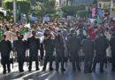Manifestation massive à Alger contre la tenue de la présidentielle