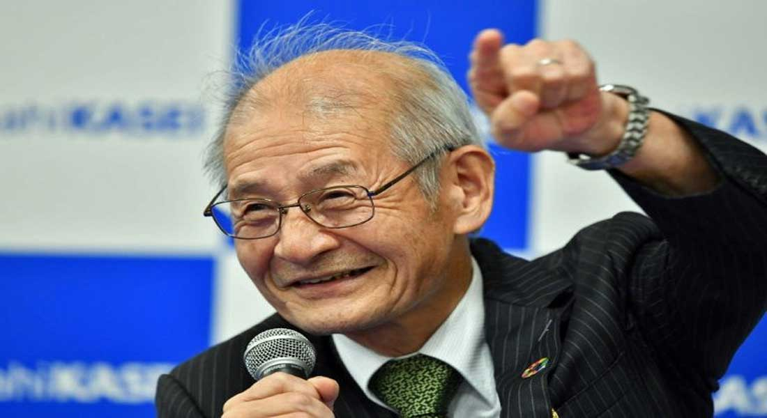 Le prix Nobel de chimie a mis à l'honneur mercredi un Américain, un Britannique et un Japonais, inventeurs de la batterie au lithium-ion
