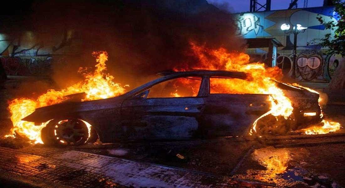 Chili: des émeutes font trois morts à Santiago