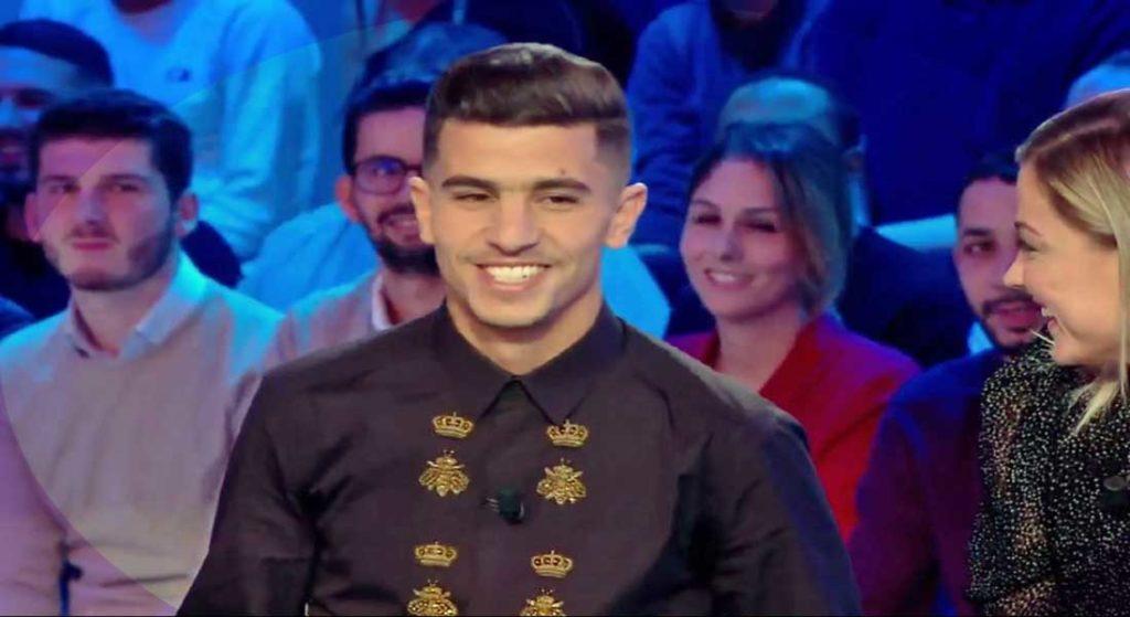 Youcef Atal Chez CFC de Canal +