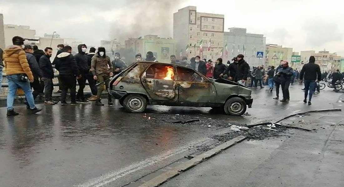 Iran : La répression aurait fait en Iran 1.500 morts