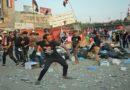 """Irak : La population en grève """"jusqu'à la chute du régime"""""""