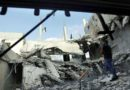 Palestine occupée : Une maison devant un des symboles de la résistance face à l'occupation