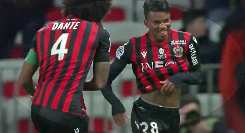 Les buts de Boudaoui et de El Melali face à Toulouse et Nantes