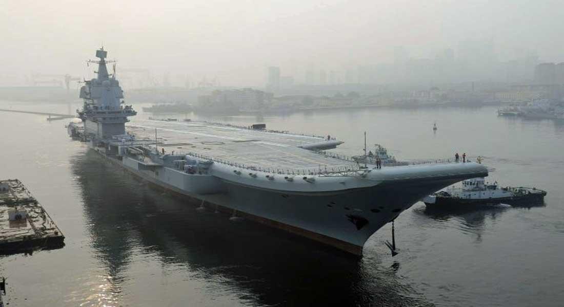 La Chine s'offre son second porte avion