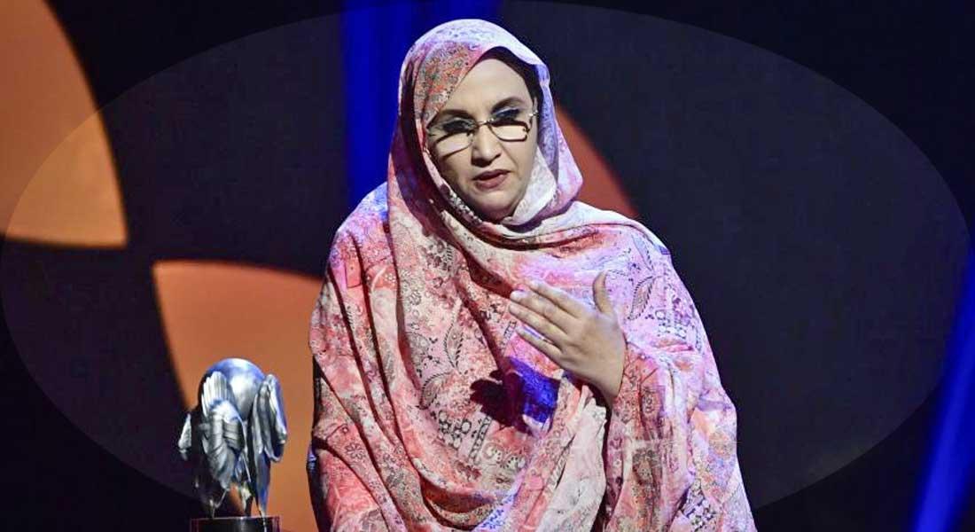 """Sahara occidental : Aminatou Haidar, prix Nobel Alternatif 2019, dénonce """"une répression féroce au quotidien du Makhzen"""