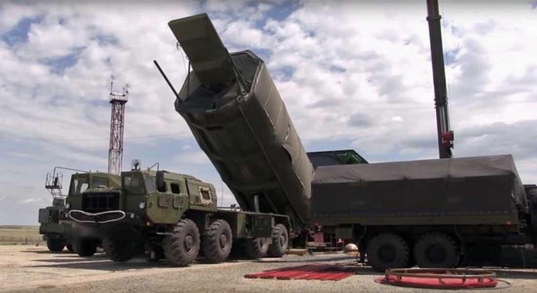Russie : Déploiement des missiles hypersoniques Avangard