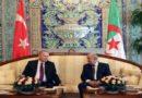 Erdogan à Alger pour discuter avec Tebboune du problème Libyen