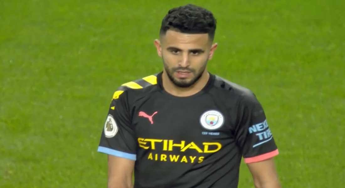 Les deux buts de Riyad Mahrez face à Aston Villa, vidéo