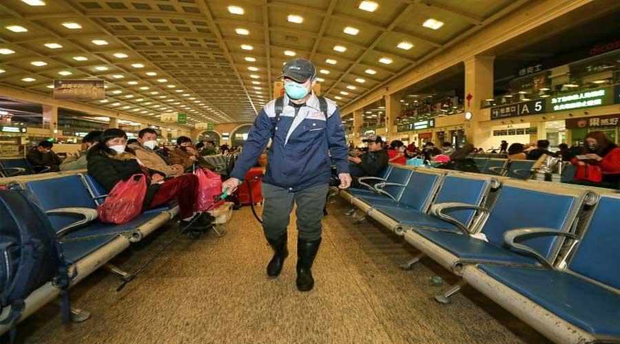 Coronavirus : La Chine met en quarantaine la métropole de Wuhan