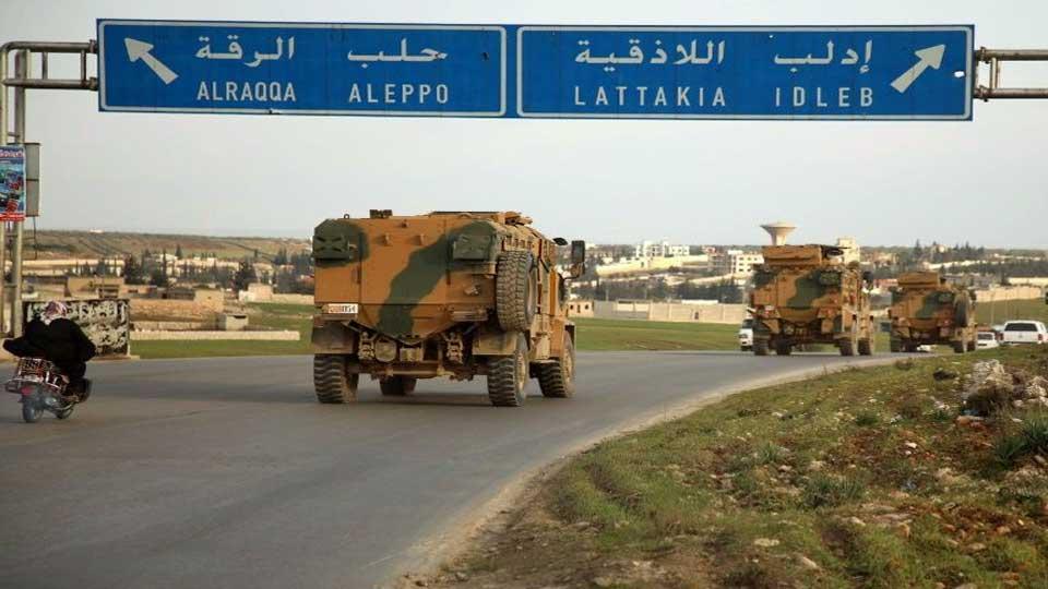 Syrie: Violents combats entre soldats turcs et syriens