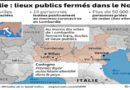 Coronavirus: Près de 475 nouveaux décès enregistrés en Italie