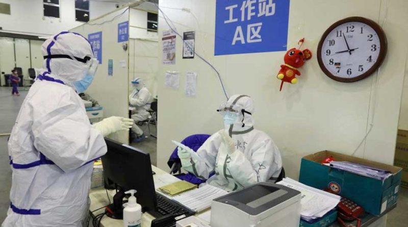 Coronavirus: Augmentation du nombre de nouveau cas en Chine