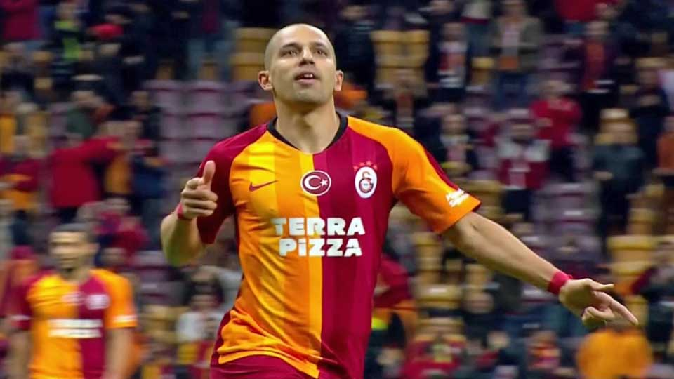 Le doublé de Feghouli face à Kayserispor