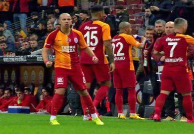 Le doublé de Sofiane Feghouli face au Kayserispor, vidéo
