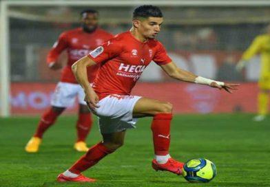 Vidéo : Le but de Zinedine Ferhat face à Rennes