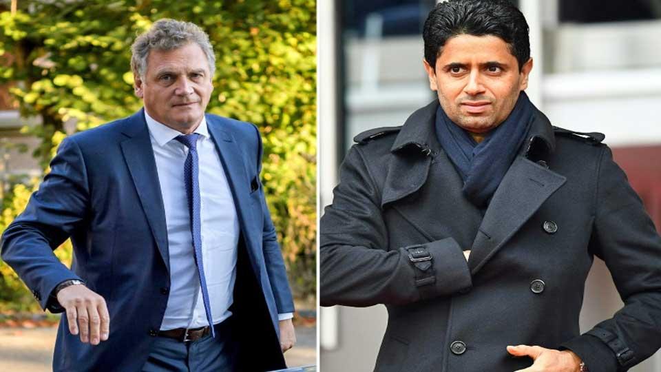 Fifa – Affaire Al-Khelaïfi/Valcke : ce que l'on sait
