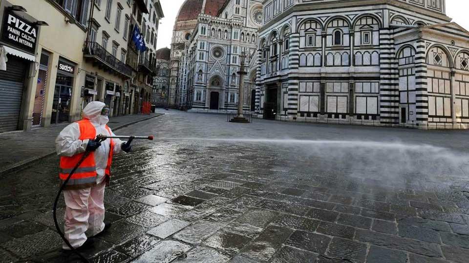 Coronavirus – Italie : On se dirige vers la généralisation du port du masque à l'extérieur