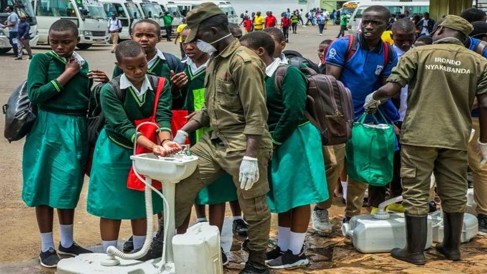 Coronavirus: l'épidémie gagne l'Afrique, mesures drastiques au Rwanda
