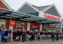Coronavirus:  les supermarchés pris d'assaut à Londres