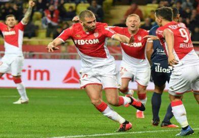 Vidéo des buts d'Islam Slimani avec Monaco