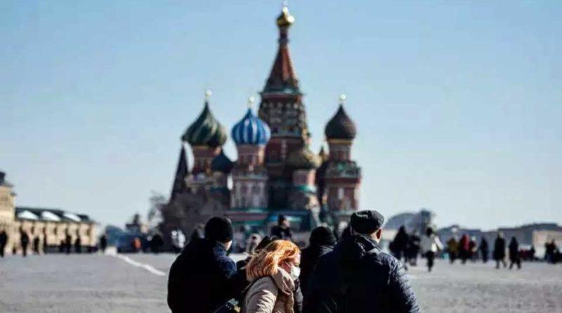 Coronavirus : Plus de 5200 nouveaux cas en Russie