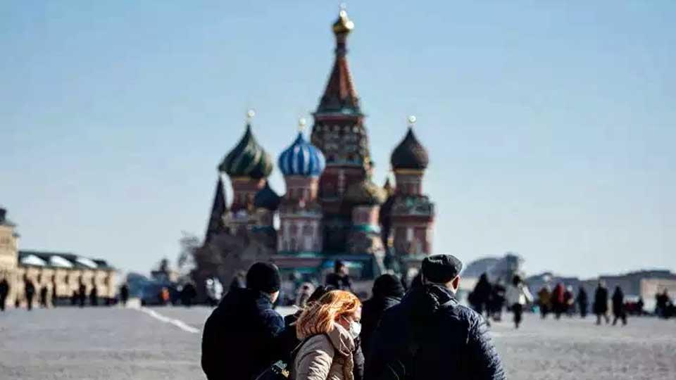 Coronavirus: La Russie stoppe les vols internationaux et les rapatriements