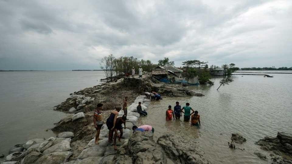 Inde et Bangladesh : Des dizaines de milliers de maisons détruites par le passage du cyclone Amphan