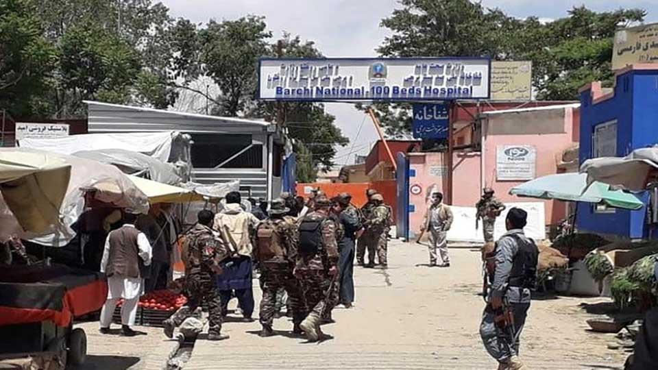 Afghanistan : Des explosions font au moins 40 morts près d'une école dans la capitale