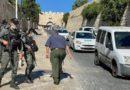 Jérusalem : La police sioniste abat un Palestinien non armé
