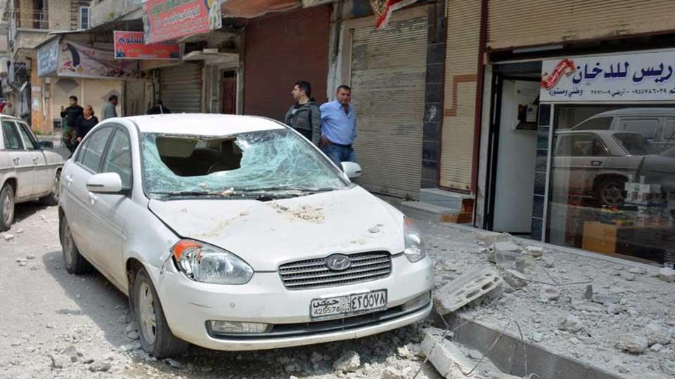 Israël a mené des raids dans le sud de la Syrie, sans aucune riposte Syriénne