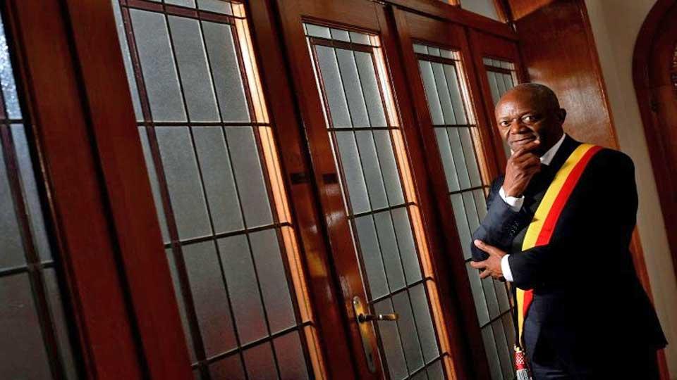 """Un maire noir demande à la Belgique de """"s'excuser"""" pour son passé colonial"""