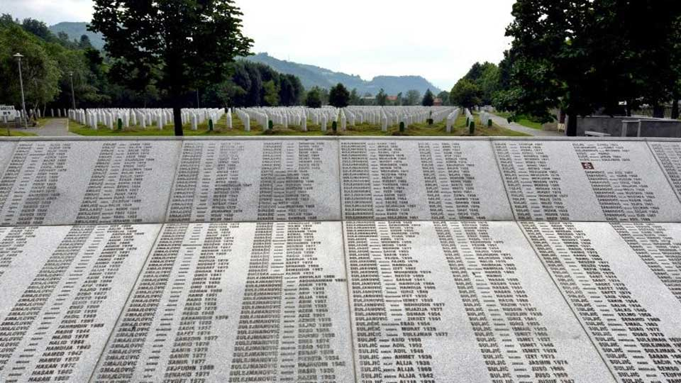 Srebrenica: un quart de siècle après, la Bosnie pleure ses morts